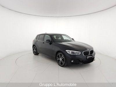 usata BMW 120 Serie 1 d Msport