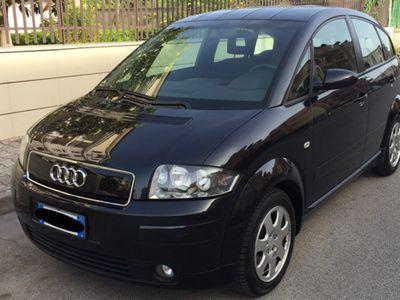 gebraucht Audi A2 1.4cc Top Anno 04 km 70000 certificati