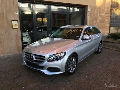 gebraucht Mercedes C220 CDI SW BlueTec (Navi-Pelle)