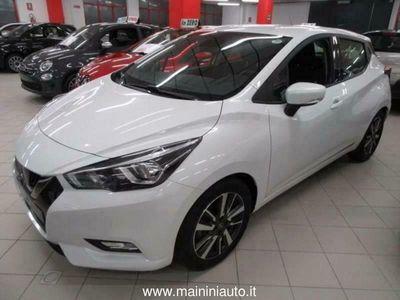usata Nissan Micra 0.9 IG-T 5p Acenta + Car Play SUPER PROMO