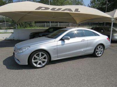 usata Mercedes E350 CDI Coupé avantgarde SUPER PREZZO!!!!