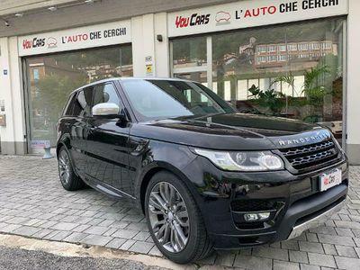usata Land Rover Range Rover Sport 3.0 TDV6 HSE Dynamic SILVER EDITION TFT Digitale