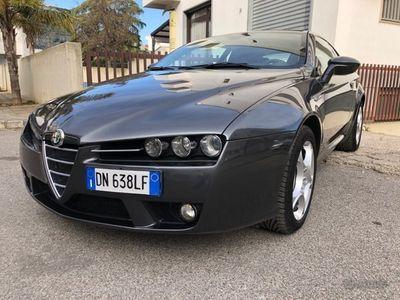 usata Alfa Romeo Brera 2.4 mjtd 210cv tetto nuovissima