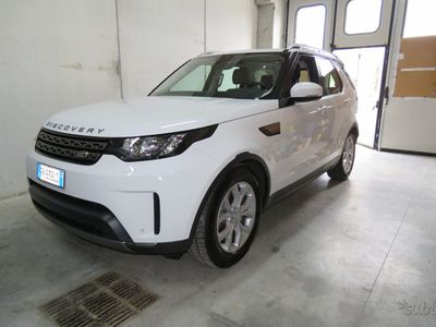 used Land Rover Discovery 5ª serie - 2017