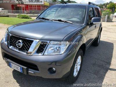 used Nissan Pathfinder 2.5 dCi XE 7 Posti