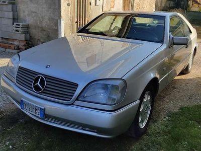 usata Mercedes S420 cat Coupé CL