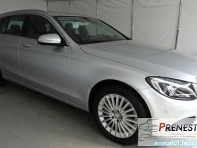 used Mercedes C220 BlueTEC S.W.Autom--Euro6--Kamera--Navi--Led--Pdc-- Roma