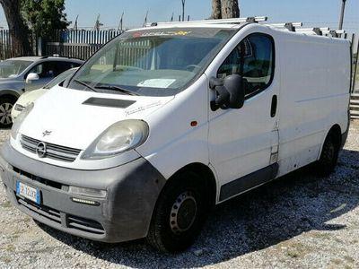 "usata Opel Vivaro 1.9 CDTI PC Furgone ""VENDUTO nello STATO"""