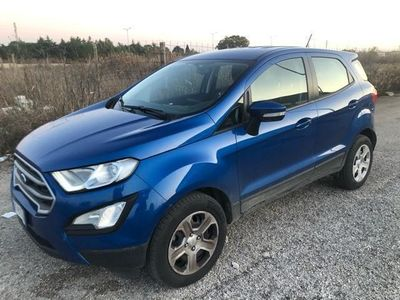 usata Ford Ecosport 1.5 TDCi 100 CV Start