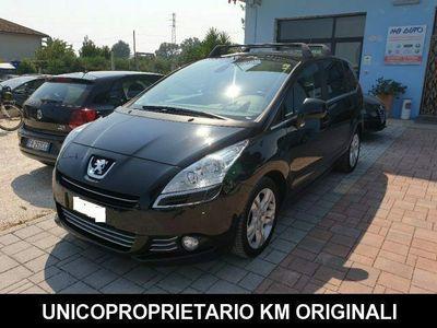 usata Peugeot 5008 1.6 HDi 112CV Tecno