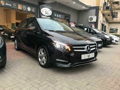 usata Mercedes B180 Classe Bd Automatic Business Extra