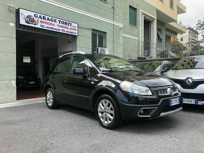 usata Fiat Sedici 2.0 MJT 16V DPF 4x4 Emotion TAGLIANDI