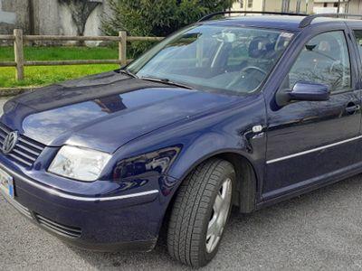 usata VW Bora 1.9tdi 115cp 6marce