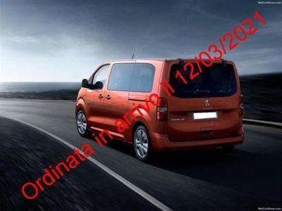 usata Peugeot Traveller BlueHDi 180 S&S EAT8 Standard Allure