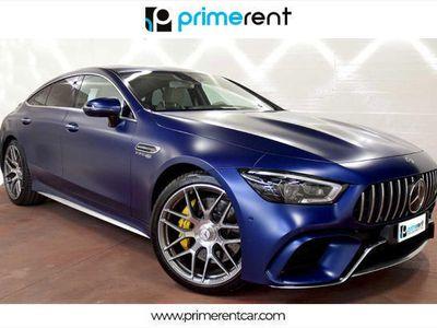 usata Mercedes AMG GT Coupe4 63s 4M-NOLEGGIO €4.300+IVA/MESE
