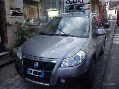 usata Fiat Sedici - 2007