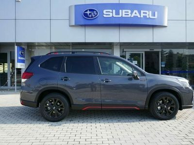 usata Subaru Forester 2.0 e-Boxer MHEV CVT Lineartronic Style