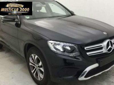 usata Mercedes GLC220 d 4Matic Exclusive Pronta Consegna