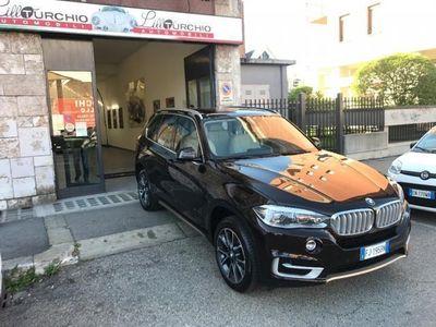 usata BMW X5 xDrive30d 258CV Business PELLE NAVI TELECAMERA