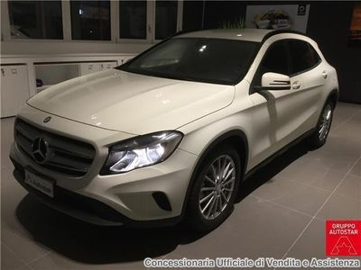 usata Mercedes GLA200 CDI Automatic Executive