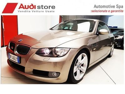 usata BMW 330 Cabriolet d Aut. MSport