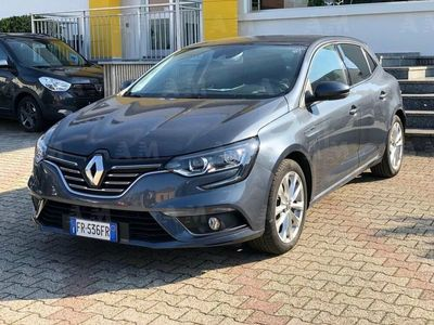 brugt Renault Mégane dCi 8V 110 CV Energy Intens del 2018 usata a Vigevano