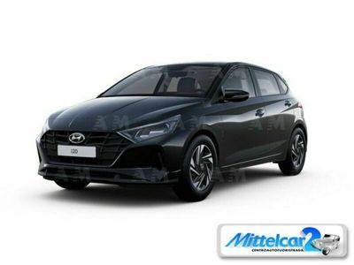 usata Hyundai i20 1.2 MPI MT TechLine