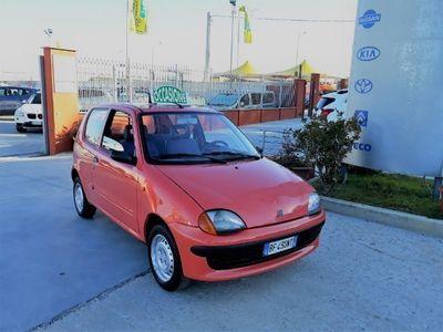 usata Fiat Seicento 900 cilindrata 4 cilindri PARI AL NUOVO PERFETTA