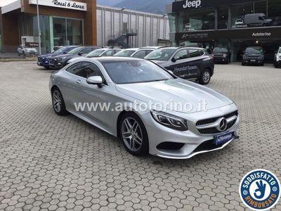 second-hand Mercedes 500 CLASSE S COUPE sec coupeMaximum 4matic auto
