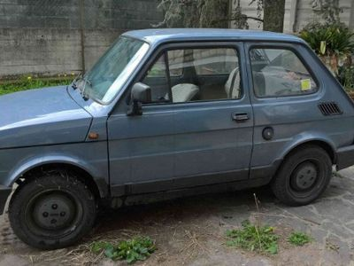 second-hand Fiat 126 - 1987