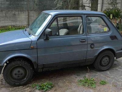 käytetty Fiat 126 - 1987