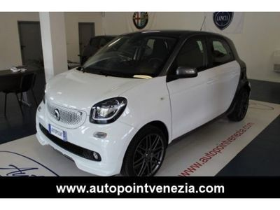 käytetty Smart ForFour forfour 90 0.9 Turbo twinamic Passion90 0.9 Turbo twinamic Passion