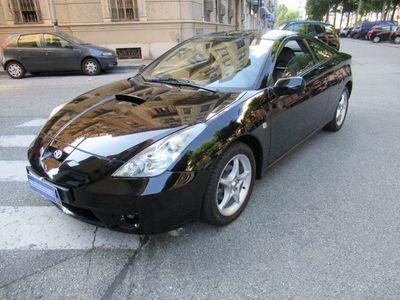 usata Toyota Celica 1.8 16V VVT-i INTERNO PELLE!!!