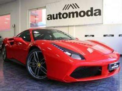 usata Ferrari 488 488 GTBGTB ´´17279 KM´´ 1 PROP. ´´ SERVICE ´´ Benzina