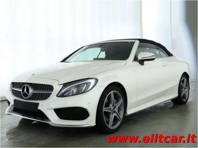 używany Mercedes C200 C 200 Cabrio PremiumCabrio Premium