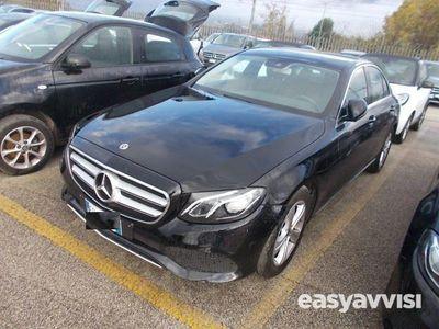 usado Mercedes E200 150cv e6 ss auto sport 4p.(navi-pelle-fari led) diesel