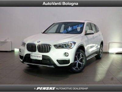 usata BMW X1 sDrive 20d xLine