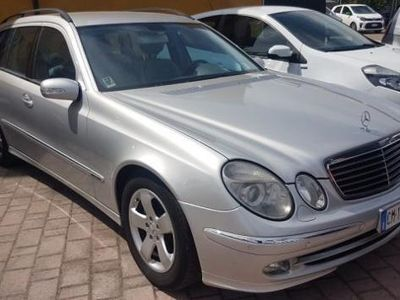 usado Mercedes E220 CDI cat S.W. Avantgarde rif. 11462515