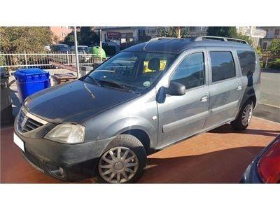 usata Dacia Logan MCV 1.5 Dci 70cv 5 Posti Usato