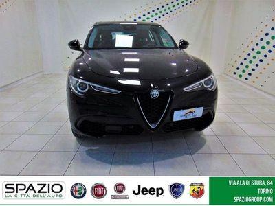 brugt Alfa Romeo Stelvio Stelvio2.0 Turbo 280 CV AT8 Q4 First Edition usata a Torino