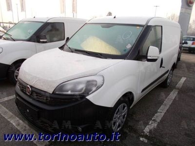 usata Fiat Doblò 1.6 MJT PC-TN Cargo 3 POSTI SX 120CV