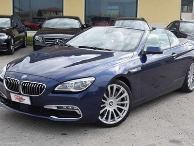 usata BMW 640 Cabriolet d xDrive LUXURY INDIVIDUAL FULL OPTIONAL