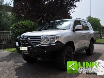 second-hand Toyota Land Cruiser V8 4.5 D4-d 7 Posti