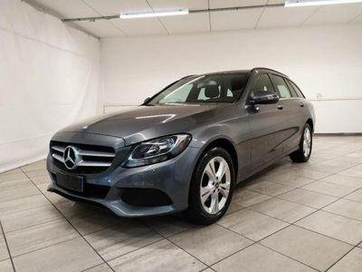 usata Mercedes C200 SW d C SW d rif. 12008046