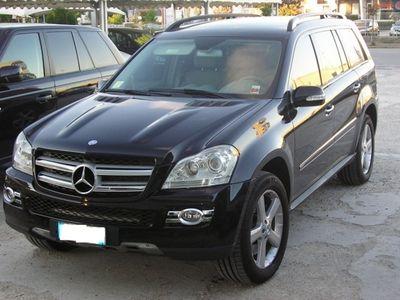 usata Mercedes GL420 CDI cat sport