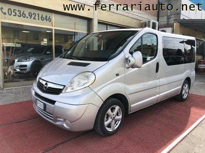 used Opel Vivaro 27 2.0 CDTI 120CV PC-TN Combi 9 posti