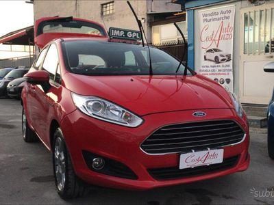usata Ford Fiesta 2016 1.4 GPL 2016 versione led