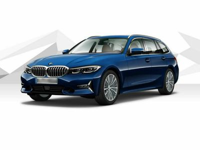 usata BMW 320 Serie 3 d Touring Luxury