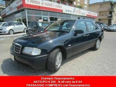 usata Mercedes C250 turbodiesel Classic -UniPropriet.- Iscrivibile ASI rif. 13594419