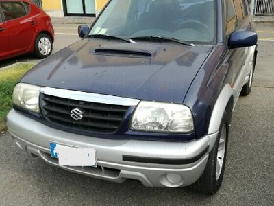 used Suzuki Grand Vitara 2000td anno 2003